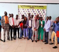 DENG MTOTO DEGREED AS SOUTH SUDAN ARTISTS UNION PRESIDENT